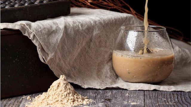 Bột gạo lứt hạt sen