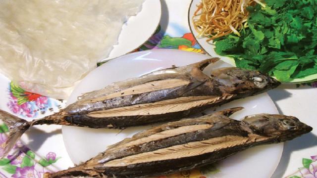 Cá ngừ hấp