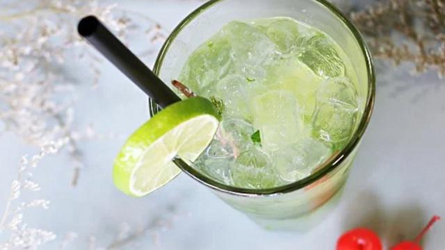 Soda kiwi